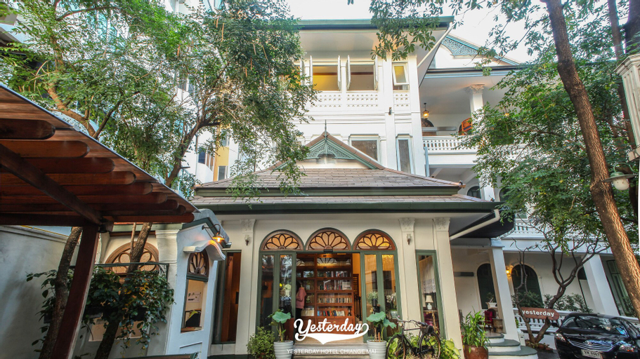 Yesterday Hotel, Muang Chiang Mai