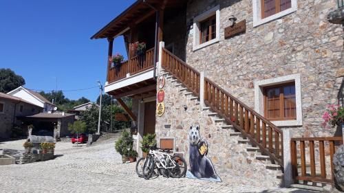 Apimonte Casa do Serra - PN Montesinho, Bragança