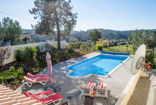 Casa do Lago Holidays - Luxury rental accommodation in Tomar, Portugal, Tomar