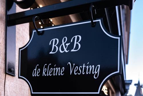 Bed and Breakfast de Kleine Vesting, Elburg