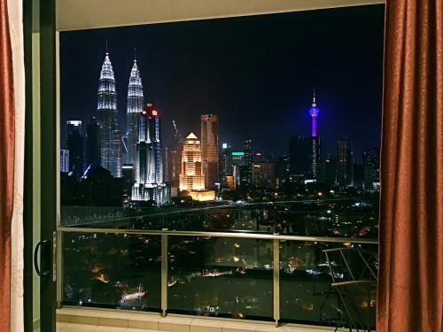 The Blissful Sweet Home @ Setia Sky Residence, Kuala Lumpur