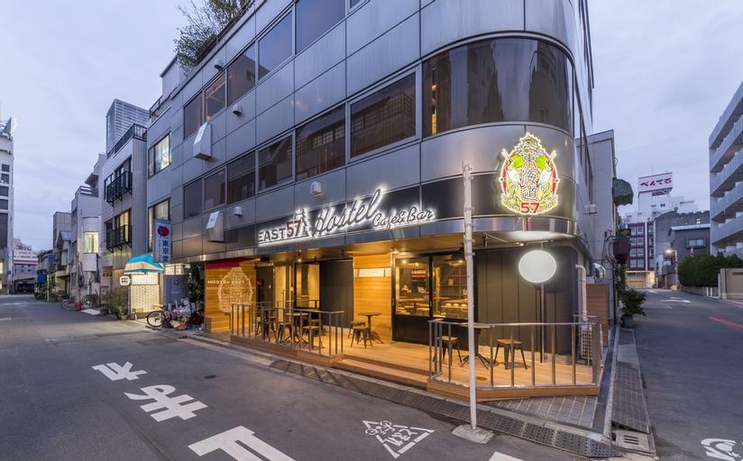 EAST57 ASAKUSABASHI - Hostel, Chiyoda