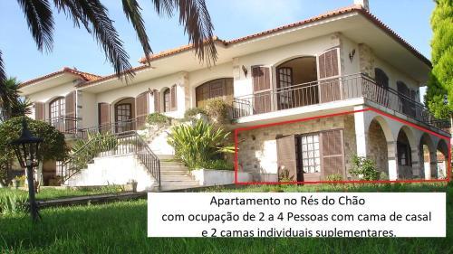 Apartamento na Casa Sao Bernardo, Alcobaça