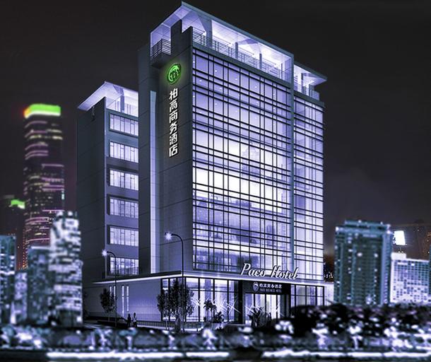 Paco Business Hotel TiyuXilu MetroBranch, Guangzhou