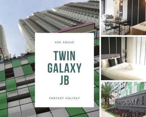 KSK Twin Galaxy JB central, Johor Bahru