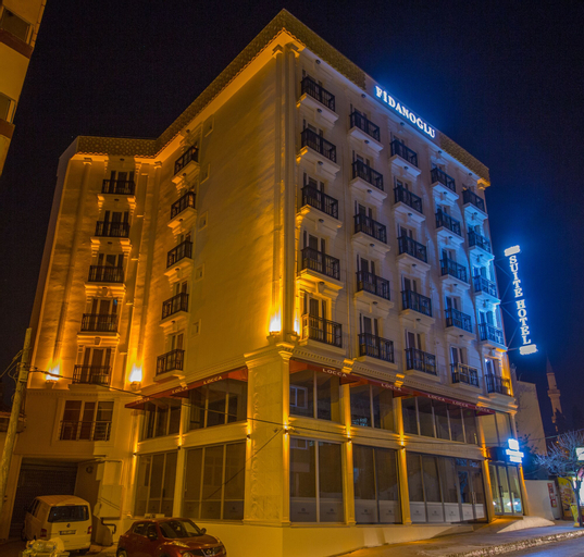 Fidanoglu Suite Hotel, Keşan