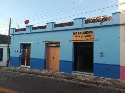 Rio Escondido Hotel y Hostal, Comitán de Domínguez