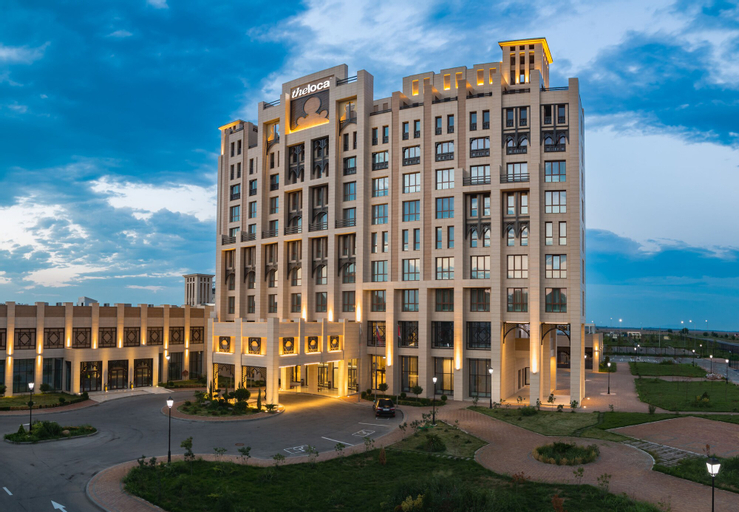 thelocal Hotels Grozny, Groznenskiy rayon