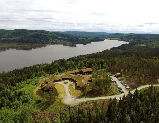 Finnskogtoppen SPA & Velværehotell, Grue