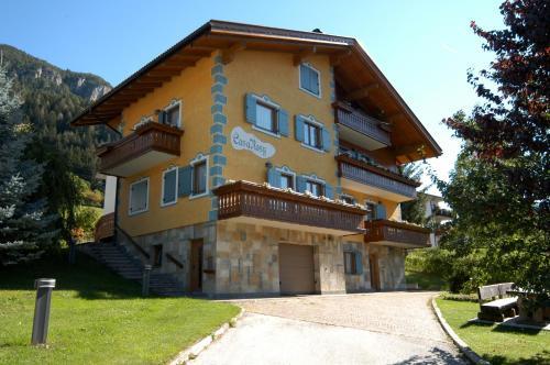 Casa Rosy, Trento
