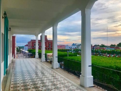 Hotel Casa Blanca, Acaponeta