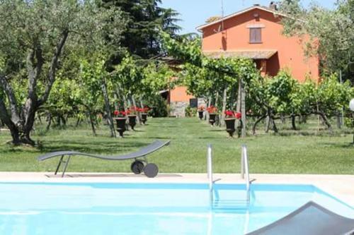 Casale Le Chiare Fontane, Viterbo