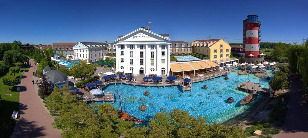 Europa-Park Freizeitpark & Erlebnis-Resort, Hotel Bell Rock, Ortenaukreis