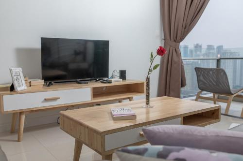 Deluxe Room With City View, Kuala Lumpur