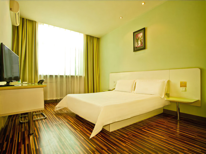 Jinjiang Inn Style Taiyuan Wanda Plaza Guomao Hotel, Taiyuan