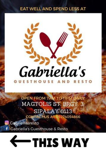 Gabriella's Guesthouse & Resto, Sipalay City