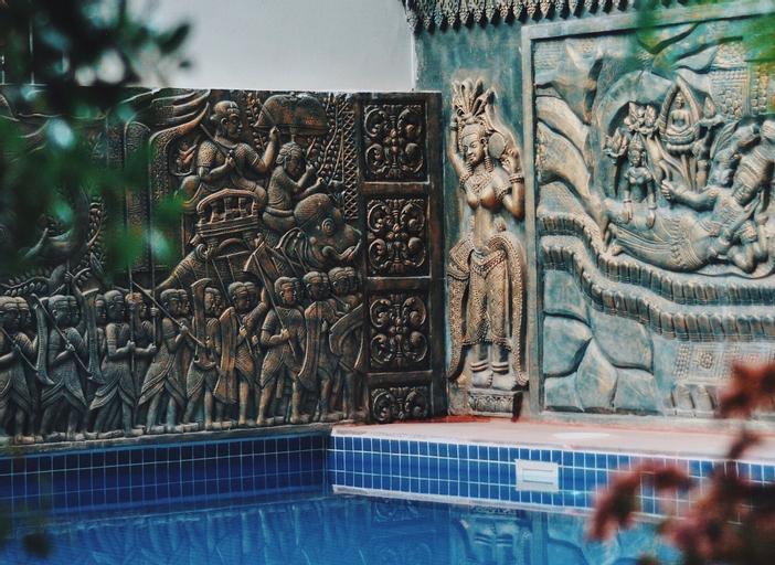 Bokre Angkor Hostel, Siem Reab