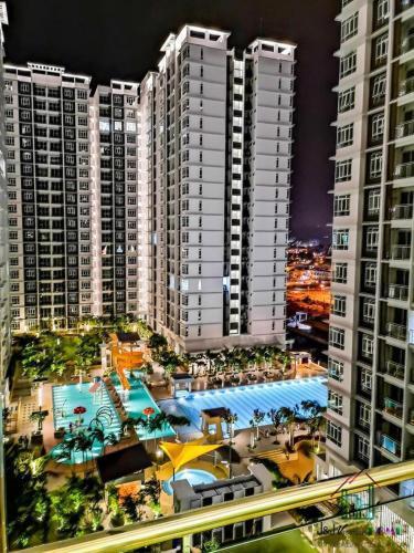 Parkland Residence Triple D Homestay, Kota Melaka