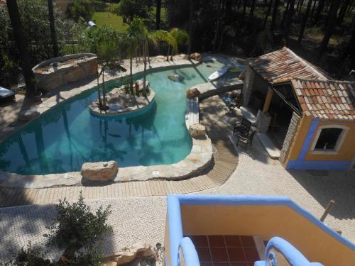 Casa do Pinhal, Golf resot e praia, Almada
