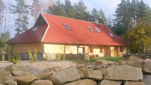 Sika Holiday Houses, Muhu
