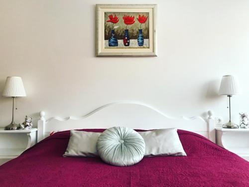 LURIA apartmens red & violet, Čakovec