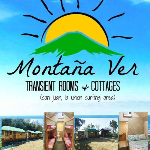 San Juan surfing transient cottages- Montana Ver, San Juan