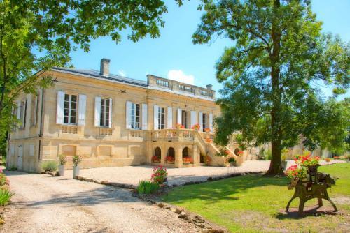 Chateau Bavolier, Gironde