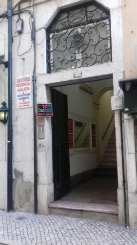Pensao Galicia, Lisboa