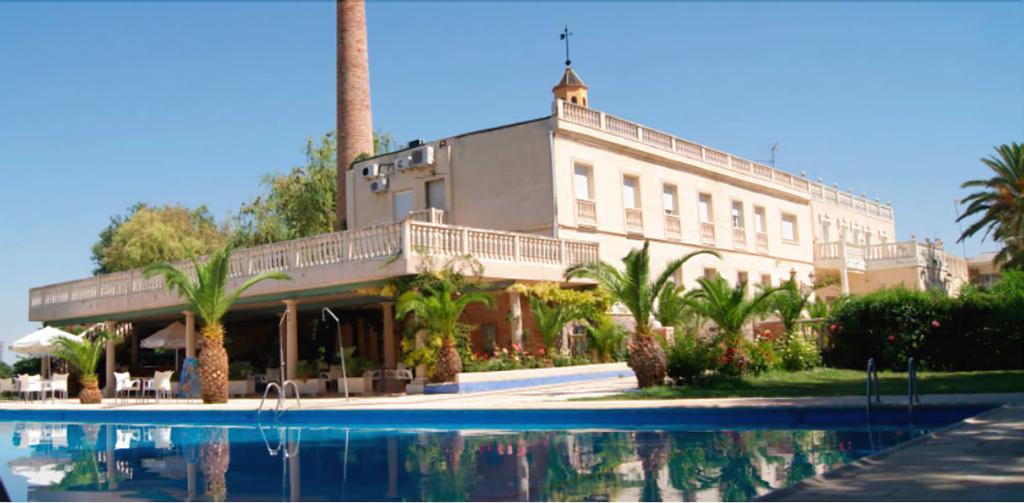 Hotel Las Navas, Ciudad Real