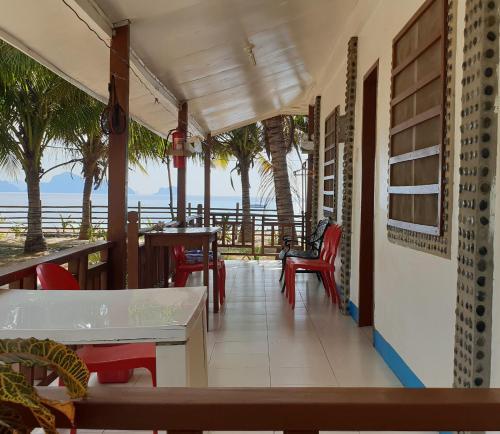 Calitang Pearl Lodge, El Nido