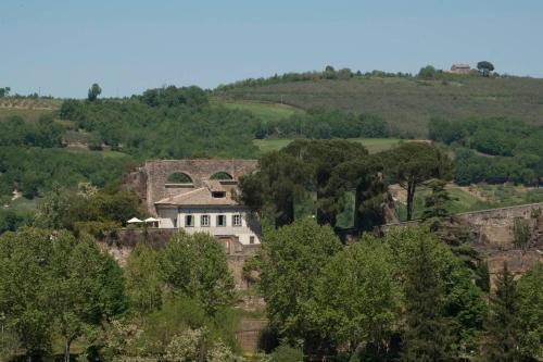 Villa dell'Acquedotto, Viterbo