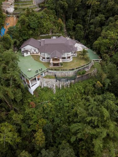 Hickory Penang Hill, Pulau Penang