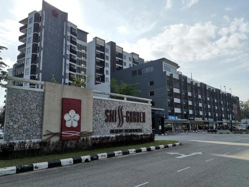 Bossku 2R2B @ Swiss Garden Resort Residence, Kuantan