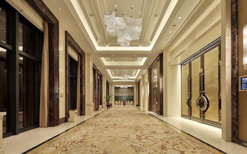 The Mulian PaZhou International Exhibition Center, Guangzhou
