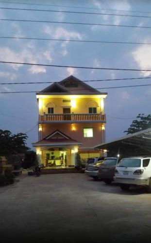 Thai Zavid Guesthouses, Choam Khsant