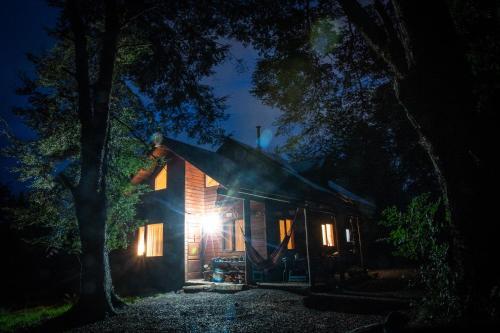 Habitacion privada en casita de campo camino al Volcan, Cautín