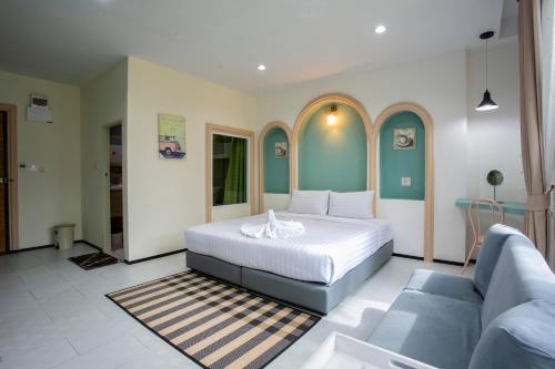 Baan Khunmor Resort, Muang Chai Nat
