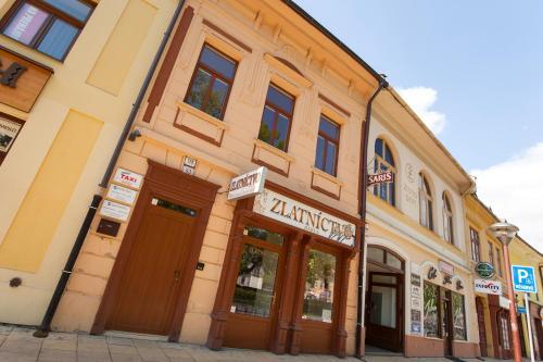 PB Apartments, Spišská Nová Ves
