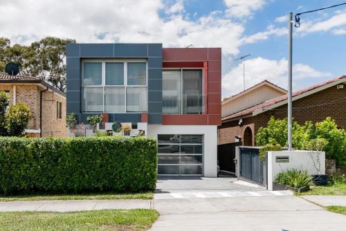 Stylish House in Sydney, Hurstville