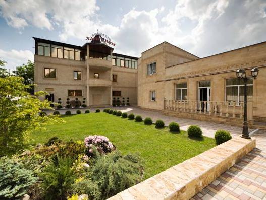 Hayat Spa Hotel, Lermontov