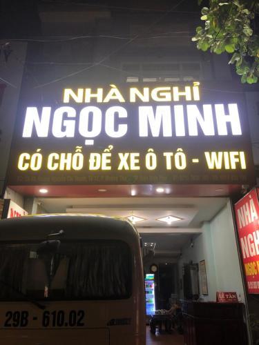 Nha ngi Ngoc Minh, Điên Biên Phủ