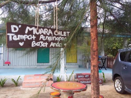 D muara beach resort melawi, Bachok