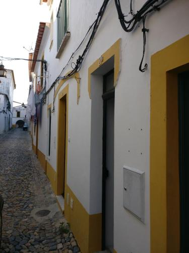 Casas do Megue, Évora