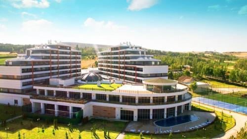 Sivas Termal Hotel, Yıldızeli