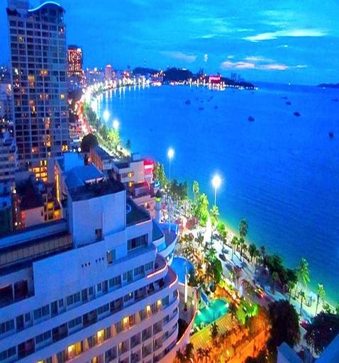 Arya Inn Pattaya Beach Hotel, Pattaya