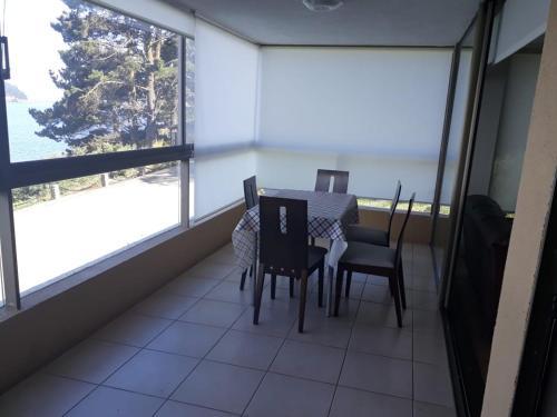Departamentos Costa Pingueral, Concepción