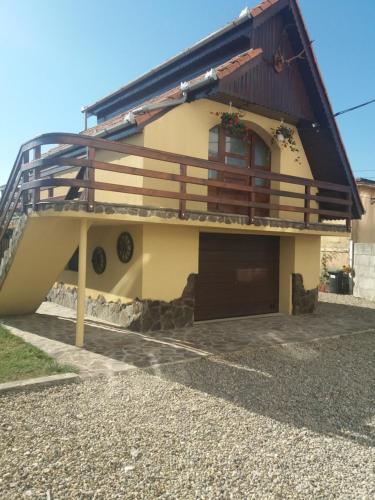 Casa Vlasea Albesti Sighisoara, Albesti