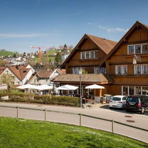 Gasthaus Marktplatz, Appenzell Ausserrhoden
