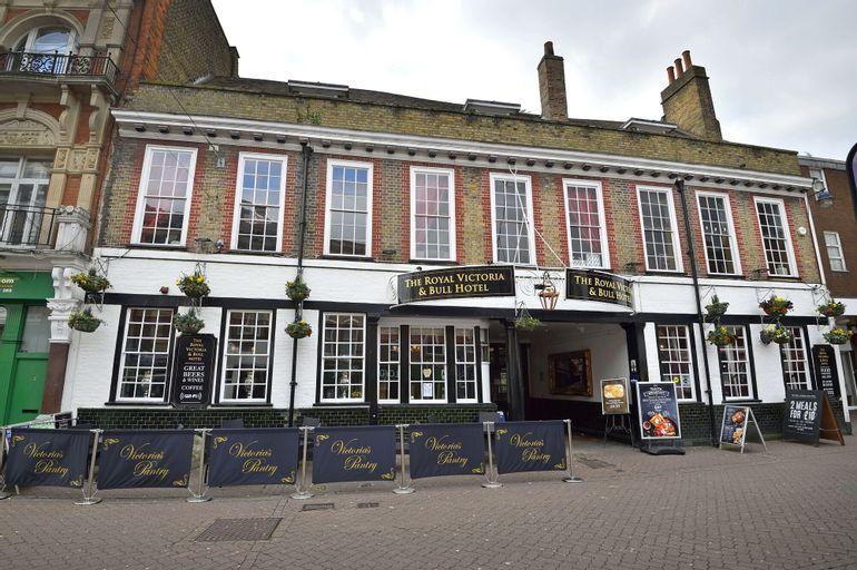 The Royal Victoria & Bull Hotel, Kent