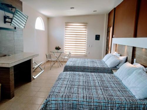 CASA PARAISO (habitaciones en el Corazon de Cd. Valles, S.L.P.), Ciudad Valles
